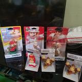 Figuras Coleccion Y Amiibos Nintendo Mario, Ryu, Bowser