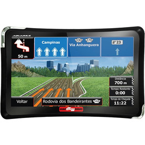 Gps Automotivo Quatro Rodas 4.3 Mtc4374 Com Tv
