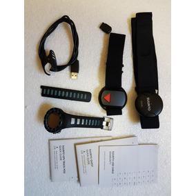 Relógio Monitor Cardíaco Suunto Quest Azul + Gps