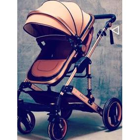 Conforto Baby Car Stroller Moises Berco Luxo Importado