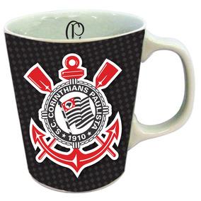 Copo Decorado Do Corinthians - Cozinha no Mercado Livre Brasil 560fba06435fe