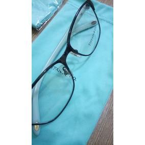 Armação Preta Óculos Grau Feminino Tiffany   Co. Original 8569ccdf91