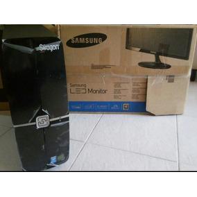 Siragon Slim 1500 + Monitor Samsung