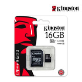 Memoria Micro Sd 16 Gb Kington