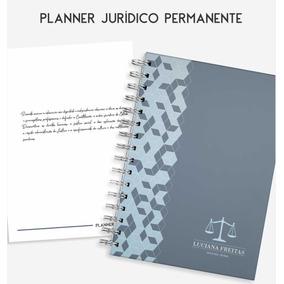 Planner Do Advogado/ Oab/ Planner Jurídico/ Agenda Jurídica