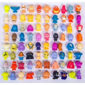 Coleção De 80 Bonequinhos Gogo