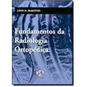 livro radiologia ortopedica