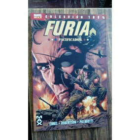 Nick Fury Pacificador