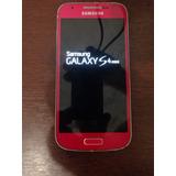 Samsung Galaxy S4 Mini Cor Rosa At&t Em Inglês Desbloqueado