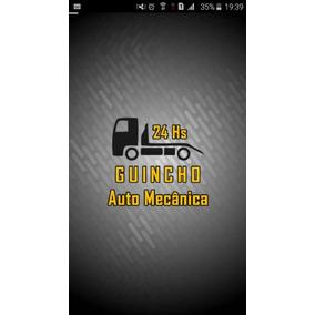 Aplicativo Para Guincho 24 Horas / Auto Mecânica