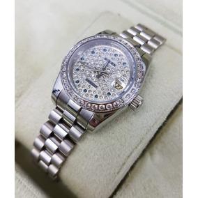 Reloj Rolex Date Just Para Dama 3 Modelos Automaticos Escoge