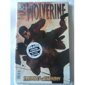 Hq-wolverine:#50:marvel Comics:panini+pôster