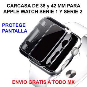 Carcasa Funda Protector Pc Applewatch Iwatch 38 Y 42mm Serie