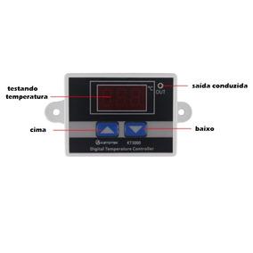 Termostato Digital Kt3000 Ac127/220v Pronta Entrega