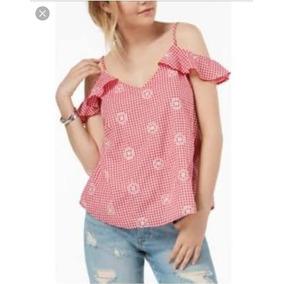 849545841bb Blusa Top Gris Olanes Tirantes - Blusas de Mujer en Mercado Libre México