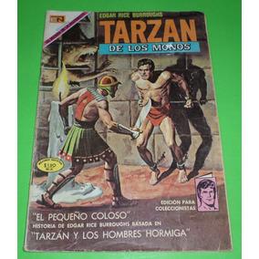 Revista Tarzan Novaro N° 228 Año 1969