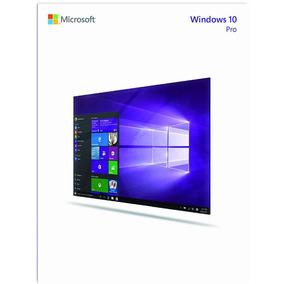 Windows 10 Pro Licencia Original 32/64 Bits Retail