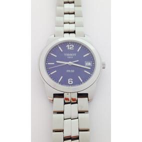 Reloj Tissot Pr-50 Para De Caballero (inv 1138)
