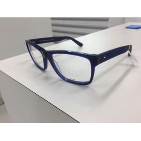 0f43793697ae0 Armação P  Grau Tommy Hilfiger Armacoes - Óculos no Mercado Livre Brasil