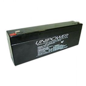Bateria Unipower Up1223 12v 2.3ah F187 Não Automotiva