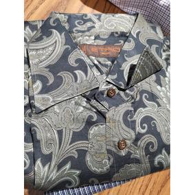 Camisa Etro 42 Original (no Zegna, Brioni, Kiton)