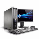 Computadora Hp 6305 Pro Amd A8 Cuad 8gb 1tb + Monitor Hp 19