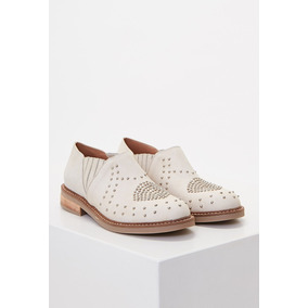 Heyas Zapatos Patricia Hueso Cuero