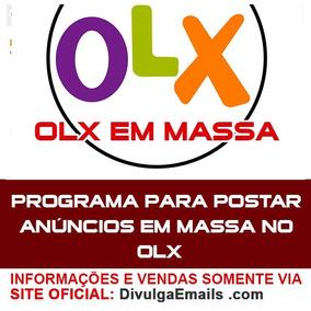 Programa Divulgador De Anúncios Em Massa No Olx. (novidade!)