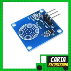 Sensor De Toque Touch Capacitivo Ttp223b Arduino - Carta