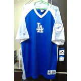 Polo Original De Beisbol Americano Mlb Nfl Nba De La Dodgers 3b61664f49099