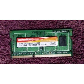 Memoria Ram 1gb Ddr3 1333mhz Para Laptop Y Mini Laptop Usada