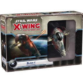 Star Wars - X-wing - Slave 1 - (expansão)