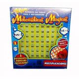 Matematicas Magicas Tablas De Mutiplicar Mi Alegria