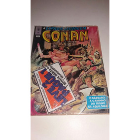 A Espada Selvagem De Conan Lote 2 Gibi Lacrados Ainda 37,91
