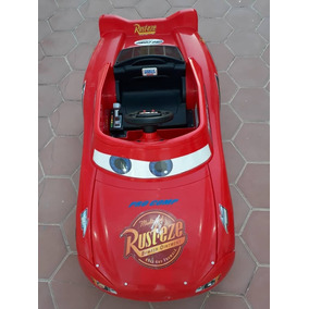 Carro Electrico Cars (original) Sin Bateria