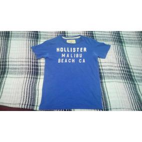 Playera Hollister
