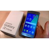 Samsung J2 Prime Nuevo Con Todos Sus Accesorios+forro+vidrio