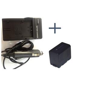 Bateria Panasonic Cgr-d28/d28s + Carregador P/ Cgr-d28/d28s
