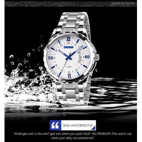 fdaa5d385ac Relógio Skmei De Luxo - Relógios De Pulso no Mercado Livre Brasil