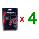 Kit 4 Un Apoio Para Flecha Arco Recurvo Jandao Arrow Rest