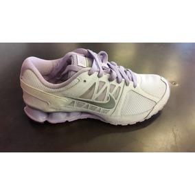 5273f90010bbf Zapatillas Nike Reax Dama Rosa - Zapatillas Nike de Mujer Blanco en ...