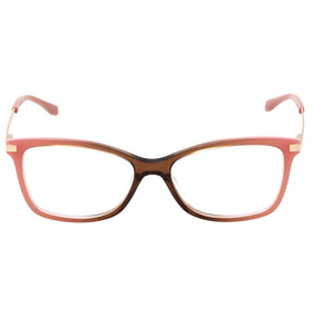 Bulget Bg 6266 - Óculos De Grau C03 Rosa E Marrom Brilho Len de9791898f