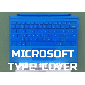 Microsoft Surface Type Cover - Teclado Surface Pro 4