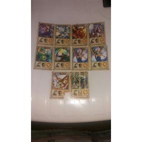 Cartas Dracomania Lote Com 8