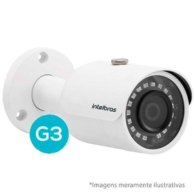 Câmera Intelbras Bullet Hdcvi 1080p 30mts Ir Vhd 3230b 3.6mm