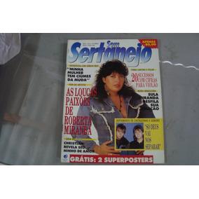 Revista Som Sertanejo 1 Roberta Miranda Chitaozinho Xororo