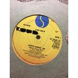 Disco Vinyl Importado: Laid Back - White Horse 89 Remix
