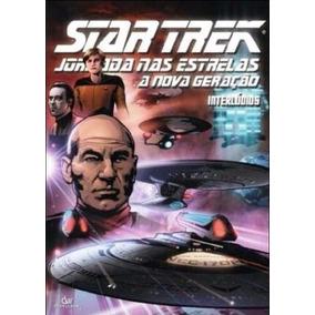 Star Trek - Interlúdios - Hq Nova E Lacrada!! Baú Comic Shop