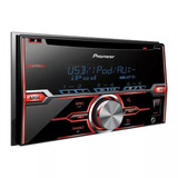 Auto Estereo Pioneer 2 Doble Din Cd Usb Mp3 Control Remoto