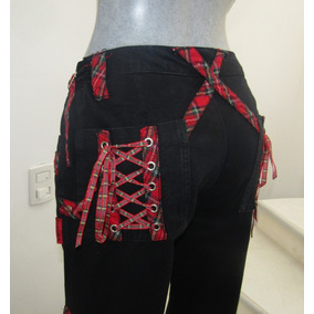 Pantalon Moda Urbana /rock / Punk T/chica